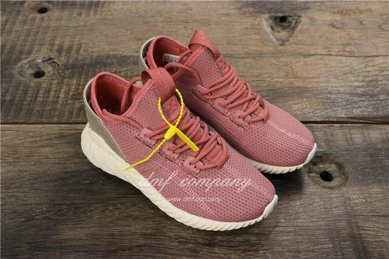 Adidas Tubular Doom Sock Pk Shoes Pink Women 7