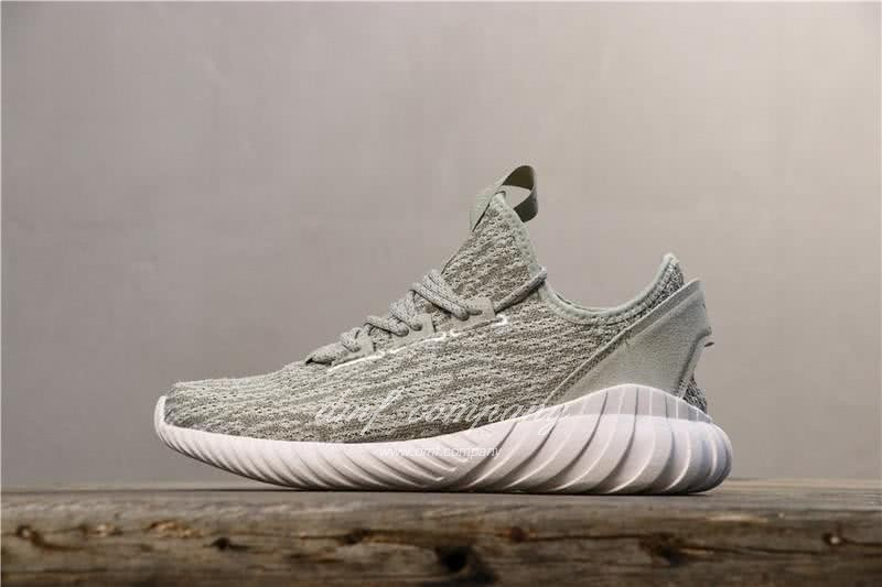 Adidas Tubular Doom Sock Pk Shoes Grey Men 1