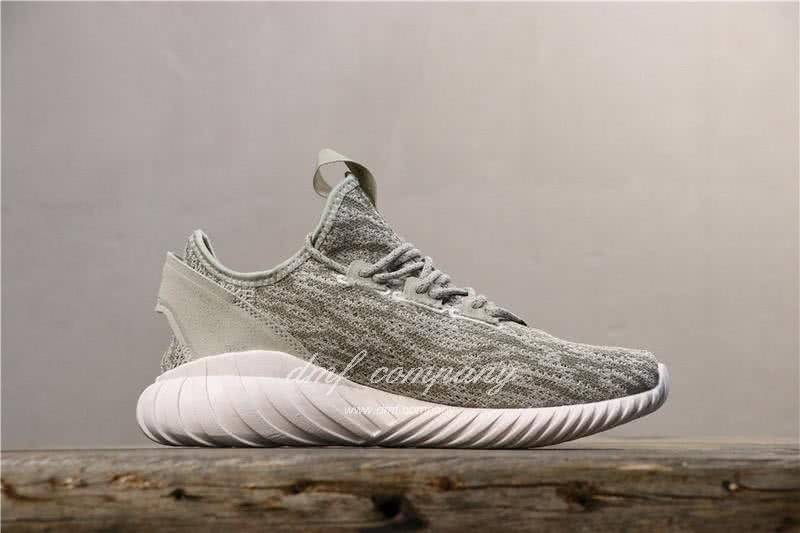 Adidas Tubular Doom Sock Pk Shoes Grey Men 2