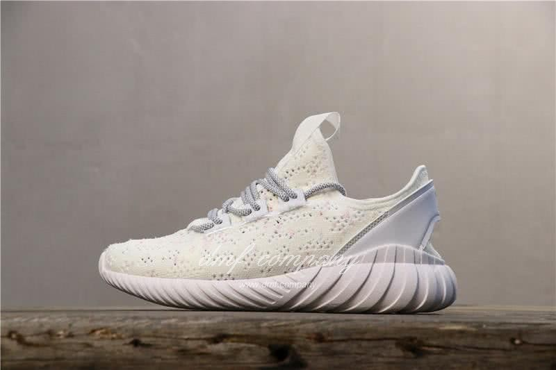 Adidas Tubular Doom Sock Pk Shoes White Women/Men 1