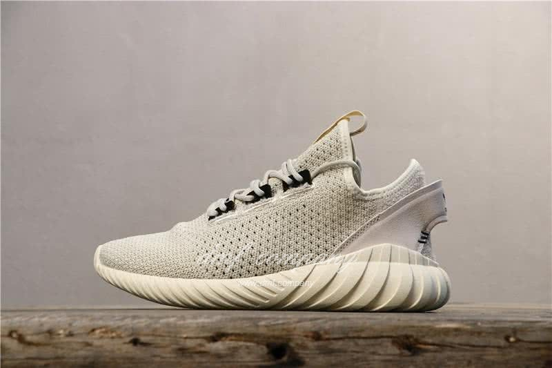 Adidas Tubular Doom Sock Pk Shoes Grey Women/Men 1