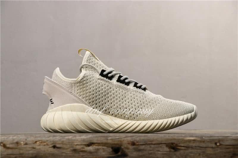 Adidas Tubular Doom Sock Pk Shoes Grey Women/Men 2