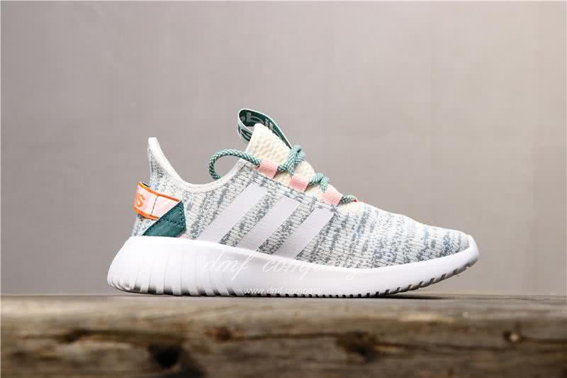 Adidas Tubular Doom Sock Pk Shoes Green/White Women 2