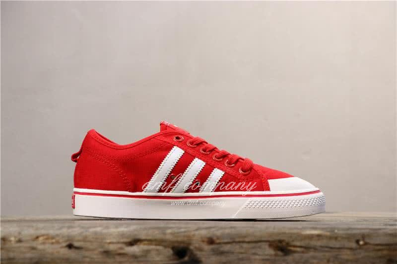 Adidas NIZZA Shoes Red Men/Women 2