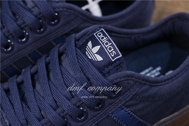 Adidas NIZZA LO Shoes Blue Men/Women 6