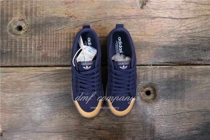 Adidas NIZZA LO Shoes Blue Men/Women 8