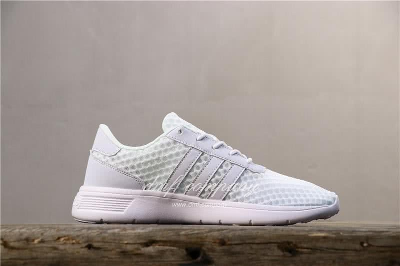 AdidasLITE RACER NEO Shoes Grey Women/Men 2