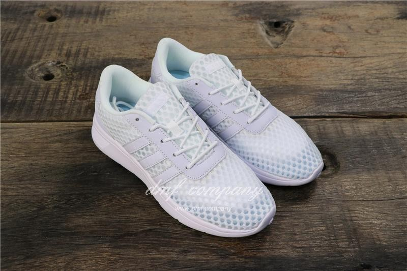 AdidasLITE RACER NEO Shoes Grey Women/Men 7