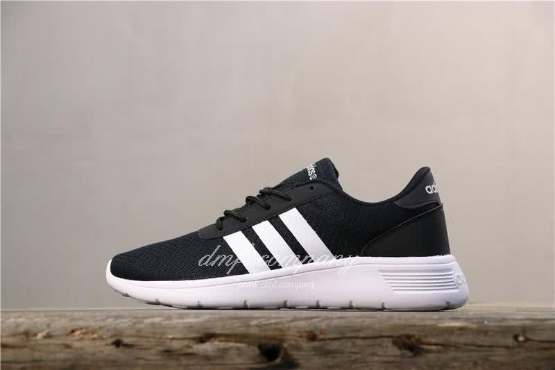 AdidasLITE RACER NEO Shoes Black Women/Men 1