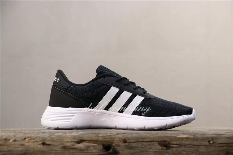AdidasLITE RACER NEO Shoes Black Women/Men 2