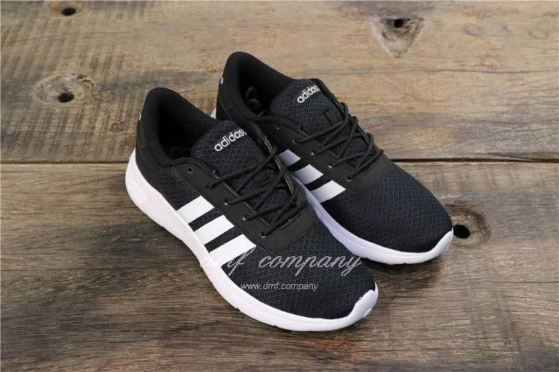 AdidasLITE RACER NEO Shoes Black Women/Men 7