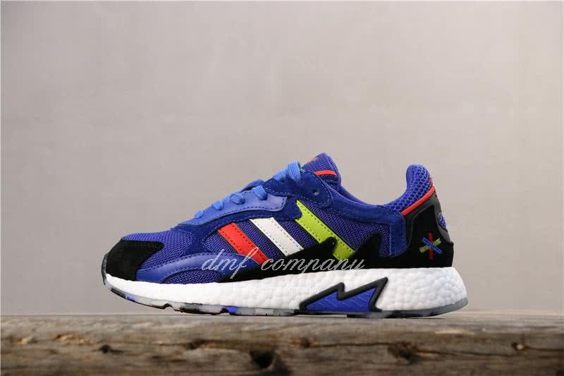 Adidas Tresc Run Men Women Blue Shoes 2