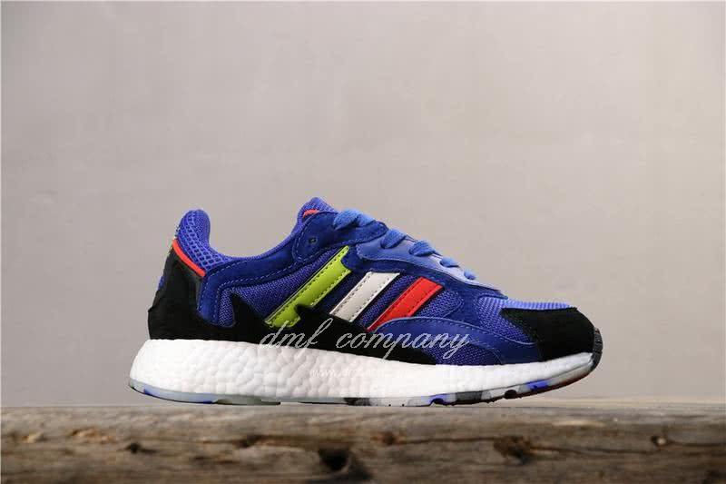 Adidas Tresc Run Men Women Blue Shoes 3