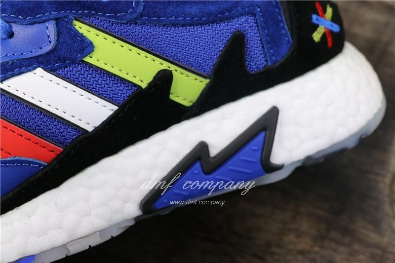 Adidas Tresc Run Men Women Blue Shoes 7