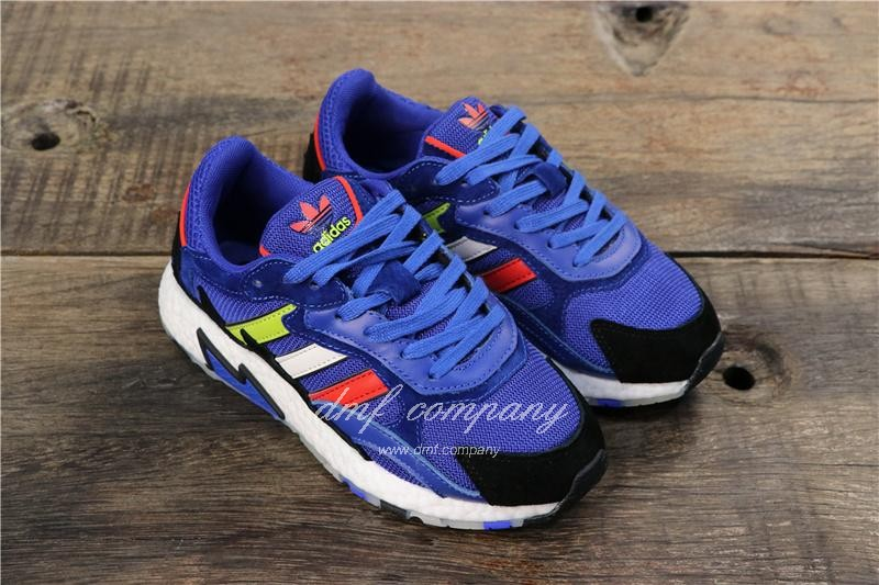 Adidas Tresc Run Men Women Blue Shoes 1