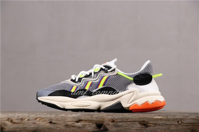 Adidas Ozweego Pride Rainbow Shoes Grey Men/Women 1