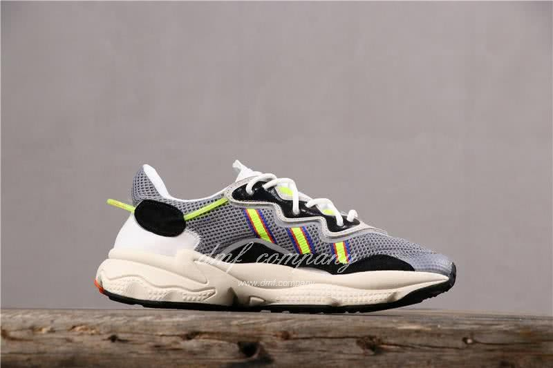 Adidas Ozweego Pride Rainbow Shoes Grey Men/Women 2