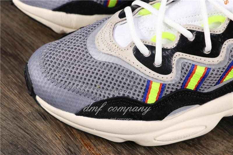 Adidas Ozweego Pride Rainbow Shoes Grey Men/Women 5