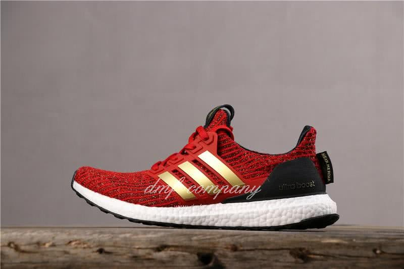 Adidas Ultra Boost x GOT Men Red Shoes 2