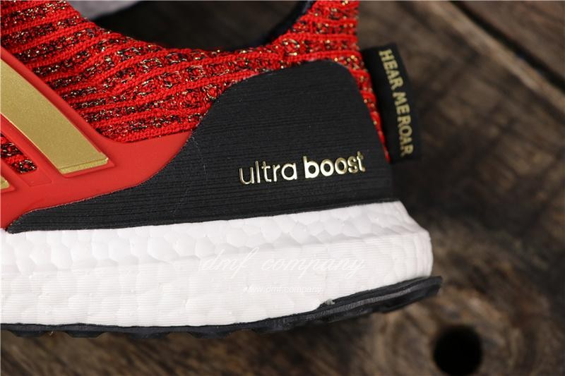 Adidas Ultra Boost x GOT Men Red Shoes 7