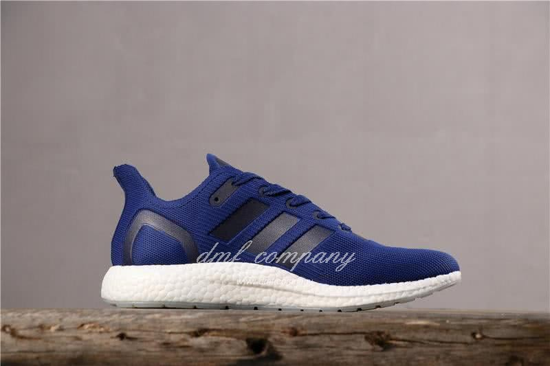 Adidas Ultra Boost 19 Women Men Blue Shoes 3