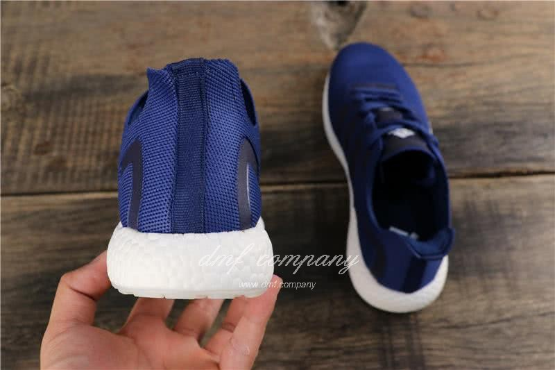 Adidas Ultra Boost 19 Women Men Blue Shoes 5
