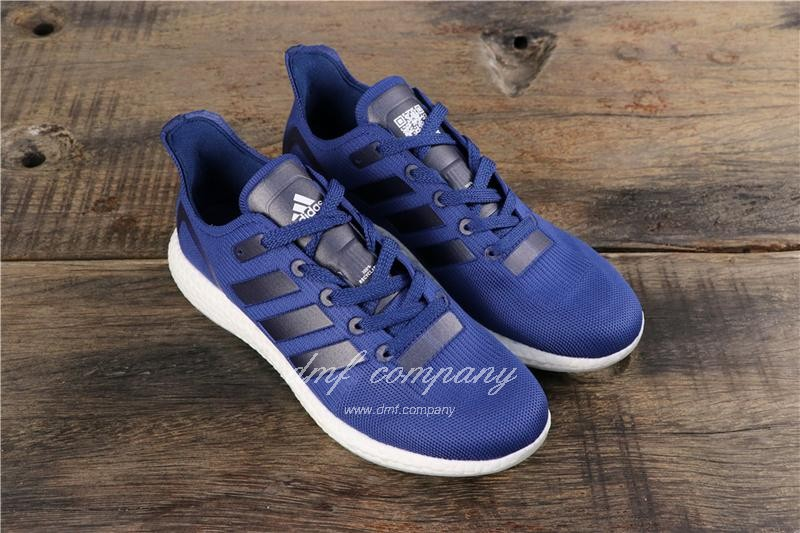 Adidas Ultra Boost 19 Women Men Blue Shoes 1
