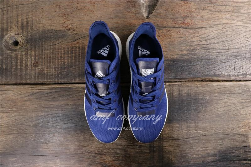 Adidas Ultra Boost 19 Women Men Blue Shoes 8