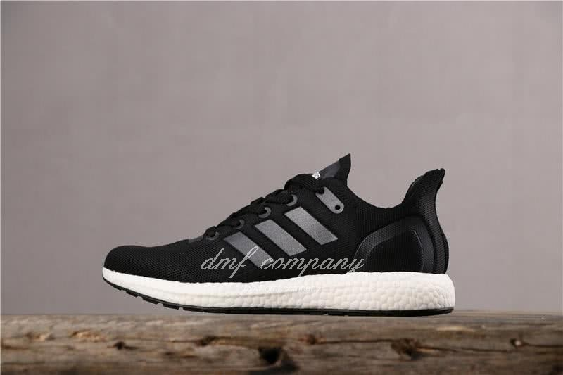 Adidas Ultra Boost 19  Men Women Black Shoes 2