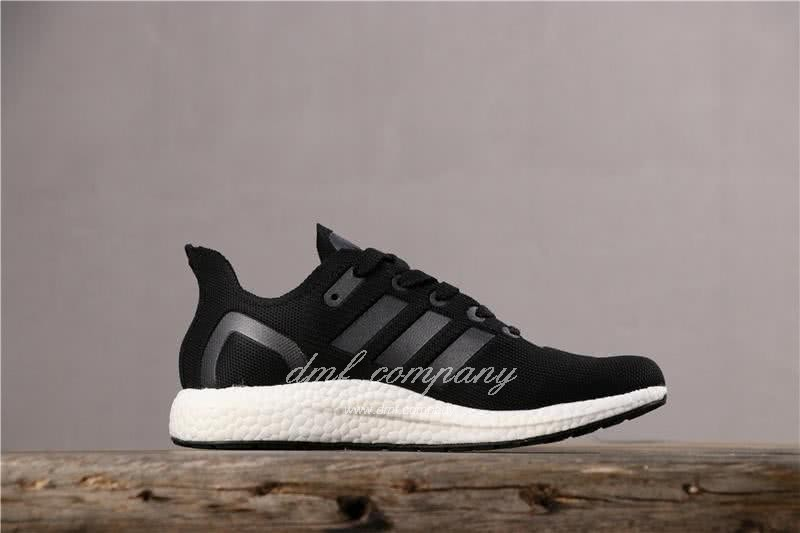 Adidas Ultra Boost 19  Men Women Black Shoes 3