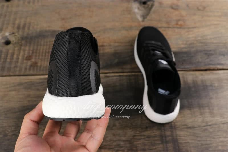 Adidas Ultra Boost 19  Men Women Black Shoes 5