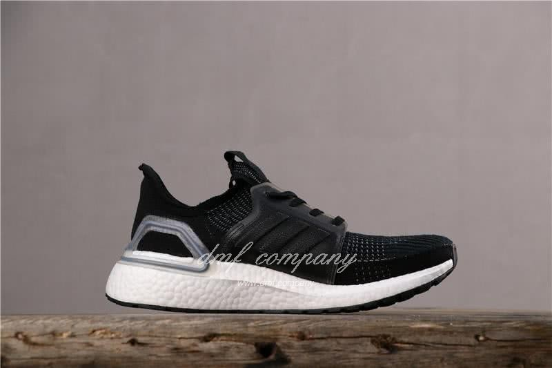 Adidas Ultra Boost Men Women Black Shoes 3