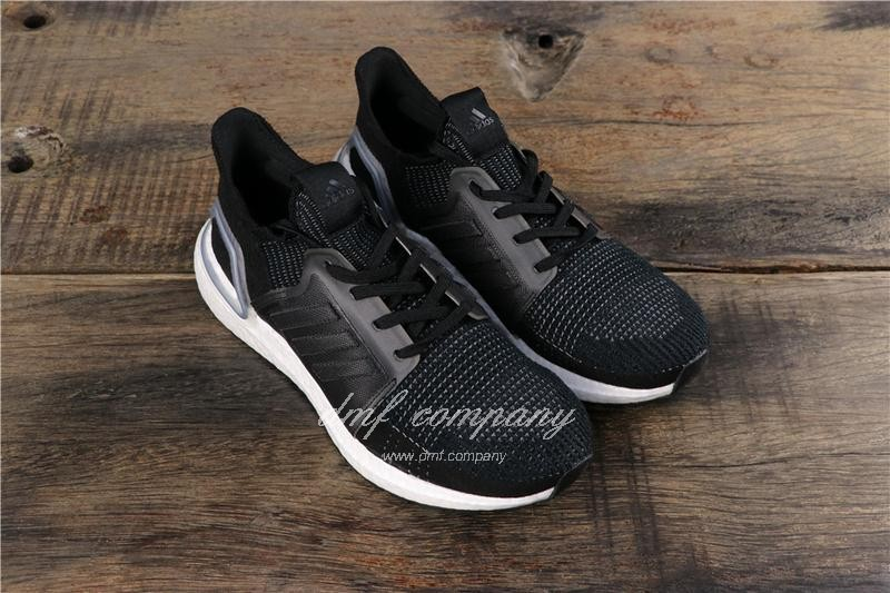 Adidas Ultra Boost Men Women Black Shoes 1