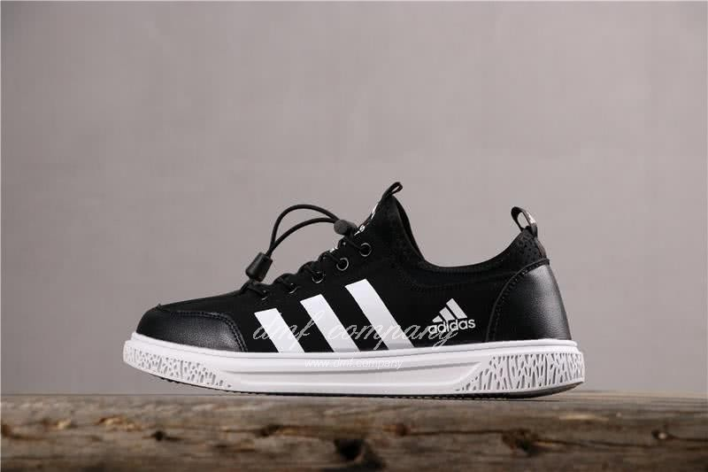 Adidas Extaball M Men White Black Shoes 2