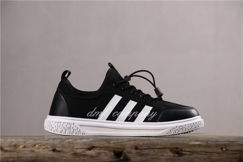 Adidas Extaball M Men White Black Shoes 3