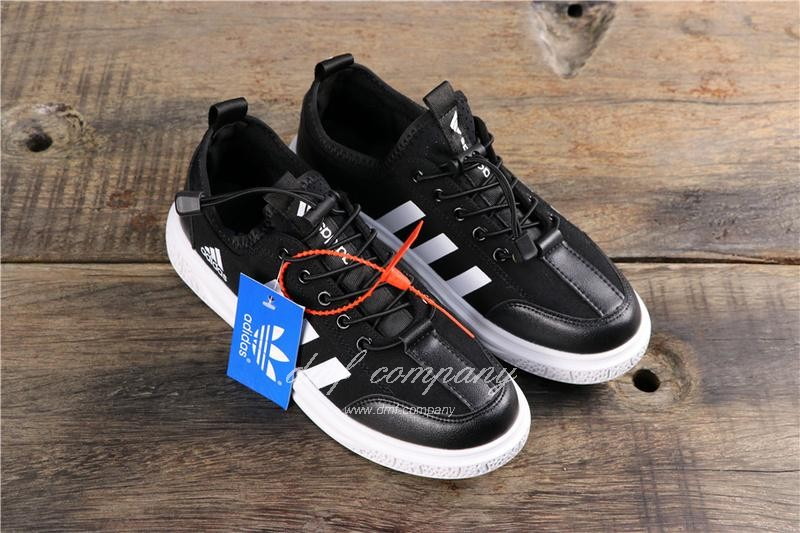 Adidas Extaball M Men White Black Shoes 1