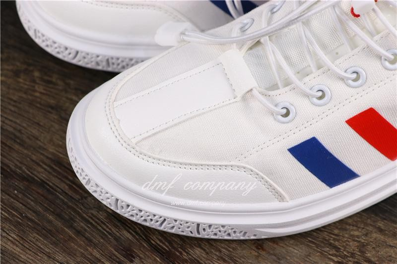 Adidas Extaball M Men White Blue Red Shoes 6