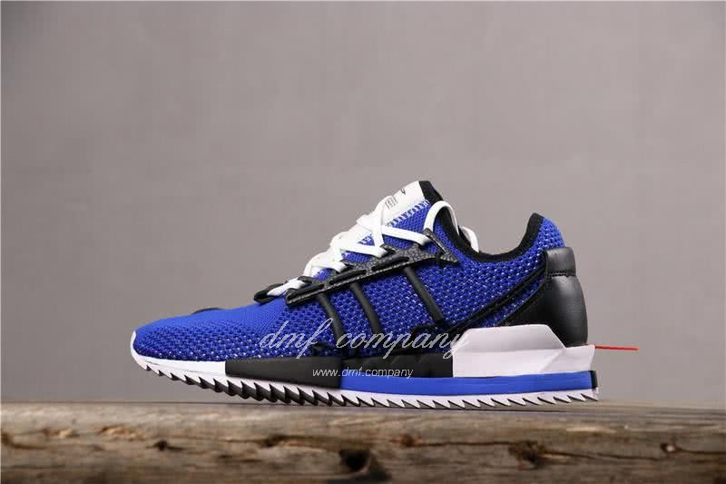 Adidas Y-3 Hairgane Men Blue White Shoes 2