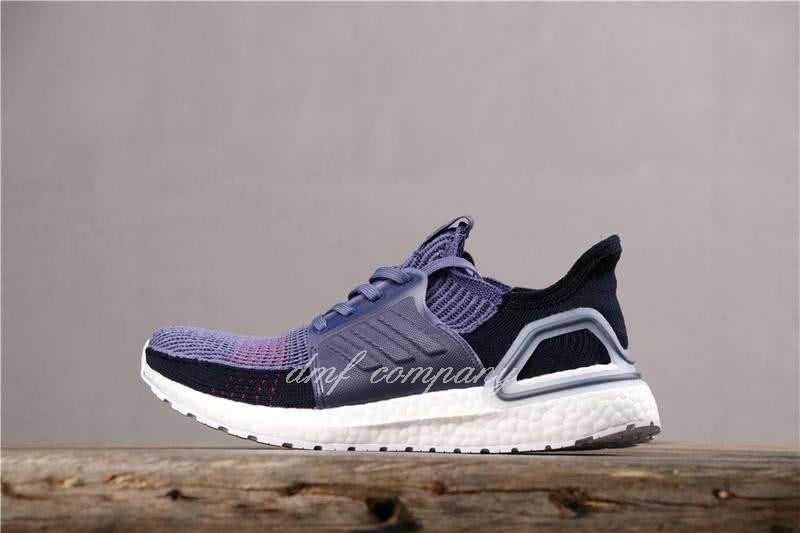 Adidas Ultra Boost 19 Women Purple Shoes 2