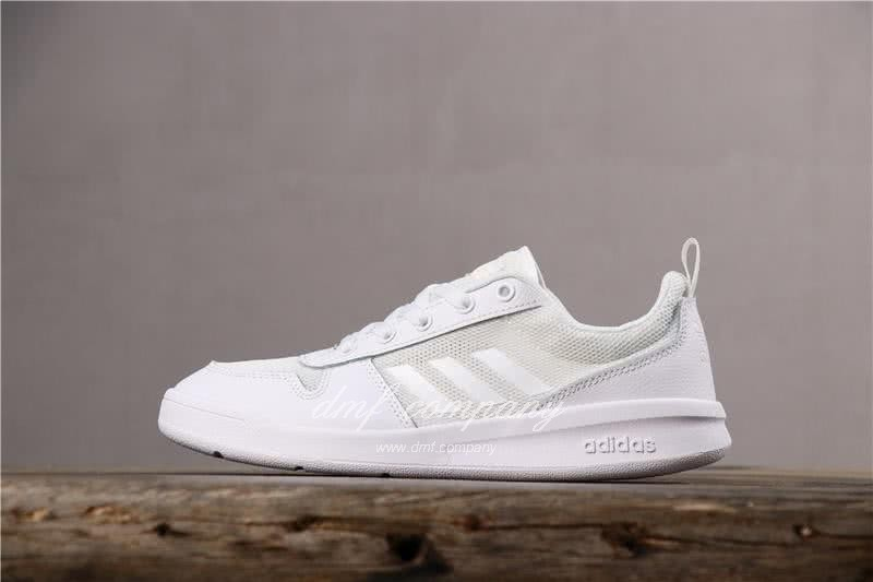 Adidas Outdoor Men Women White Shoes 2