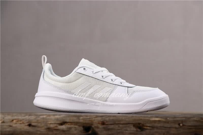 Adidas Outdoor Men Women White Shoes 3