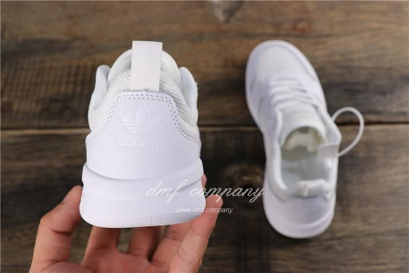 Adidas Outdoor Men Women White Shoes 5
