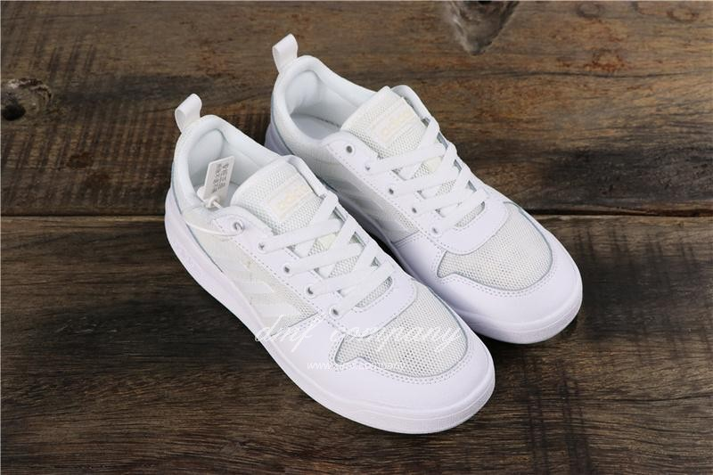 Adidas Outdoor Men Women White Shoes 1