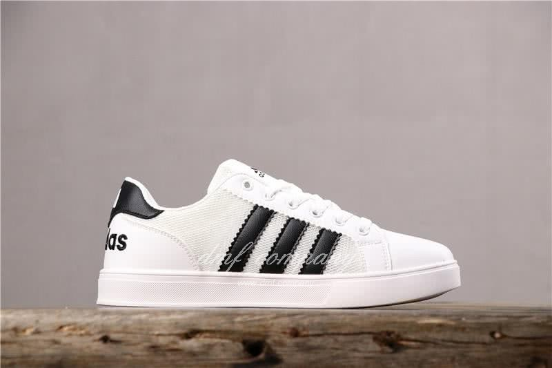 Adidas EXTABALL M  Men Women Black White Shoes 3