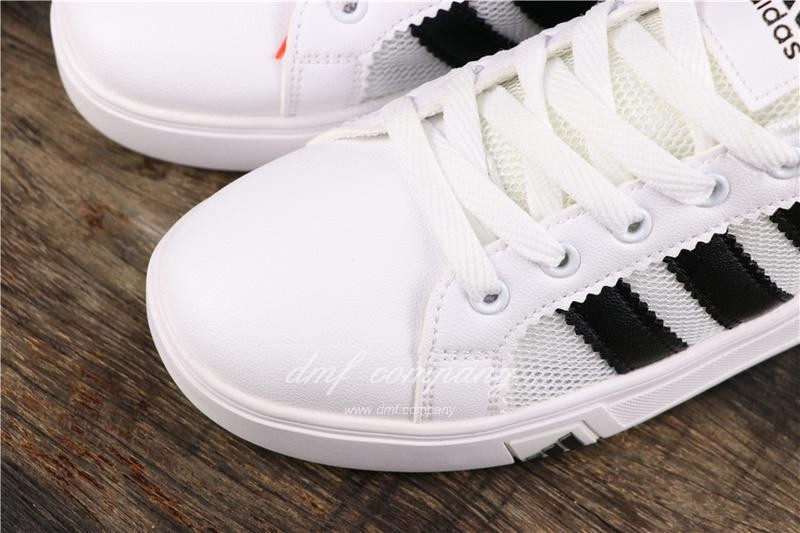Adidas EXTABALL M  Men Women Black White Shoes 6