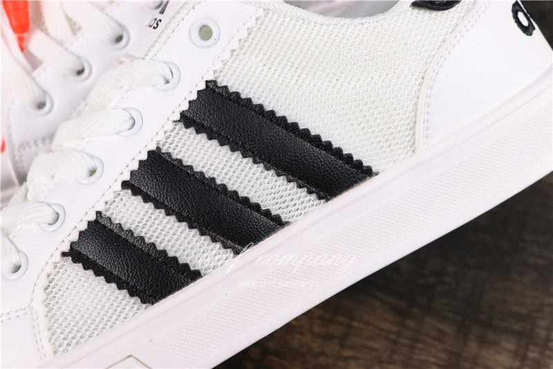 Adidas EXTABALL M  Men Women Black White Shoes 7