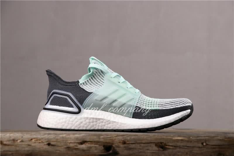 Adidas Ultra Boost 19 Men Women Green Shoes 3