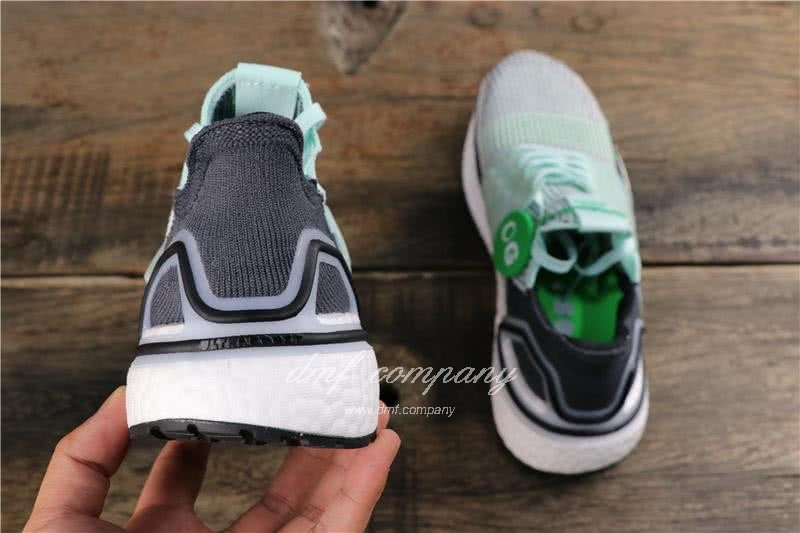 Adidas Ultra Boost 19 Men Women Green Shoes 5
