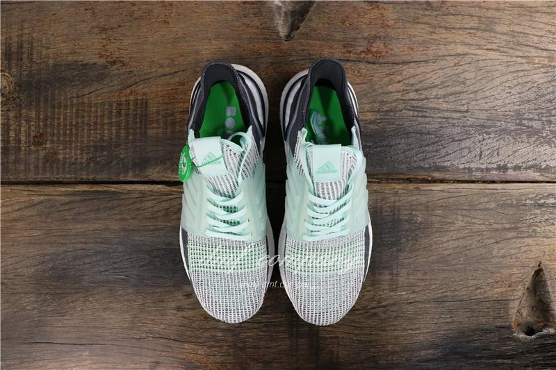 Adidas Ultra Boost 19 Men Women Green Shoes 8