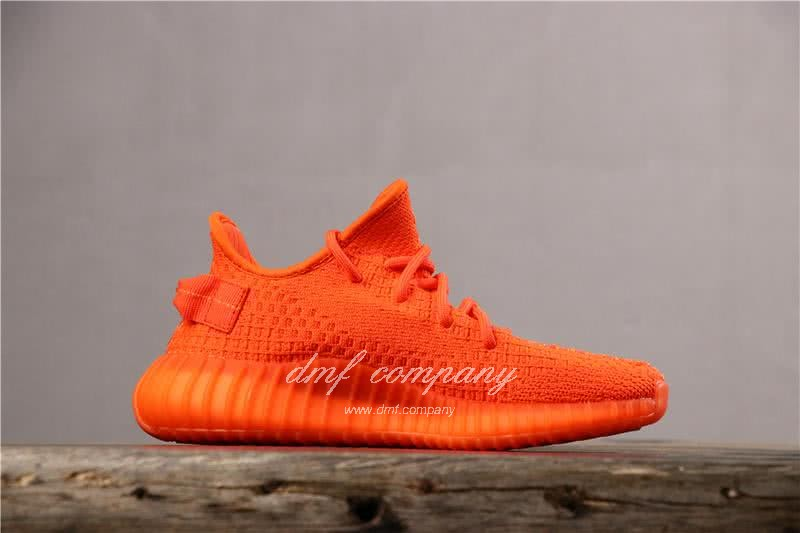 Adidas Yeezy Boost 350 V2 Men Women Red Shoes 2